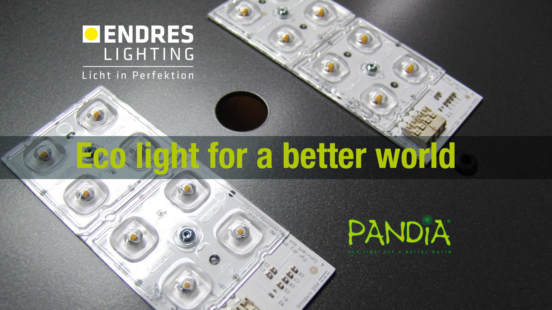 Eco light for a better world
