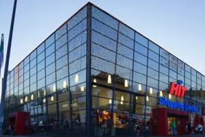 Hit Einkaufscenter - Verkaufsfläche auf 20.000 qm