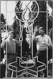 Peter und Heiko Endres