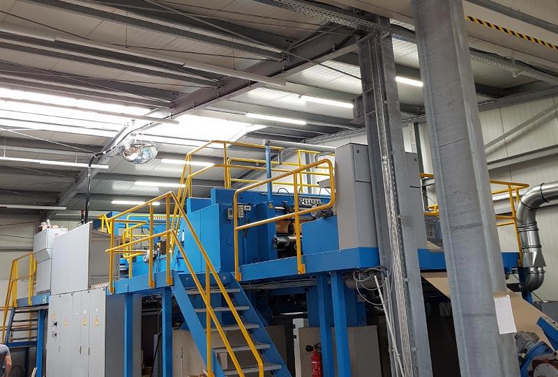 Moderne Beleuchtungselemente fürBaron papier in Kottenheim