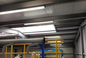 Moderne Beleuchtungselemente für Baron Papier in Kottenheim