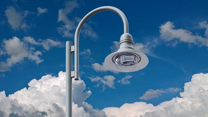 LED Retrofit Leuchtmittel für Straßenbeleuchtung