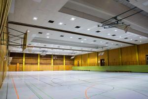Mayen Burghalle