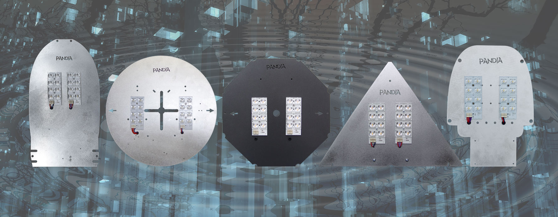 Form ist eine Variable - Pandia Plato LED Umrüstsätze
