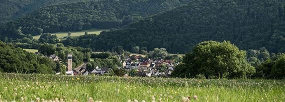 Ansicht von Niederbeitbach
