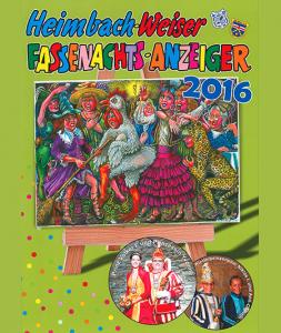 Heimbach-Weiser Fassenachts-Anzeiger