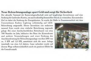 Zeitungsanzeige Heimbach-Weis