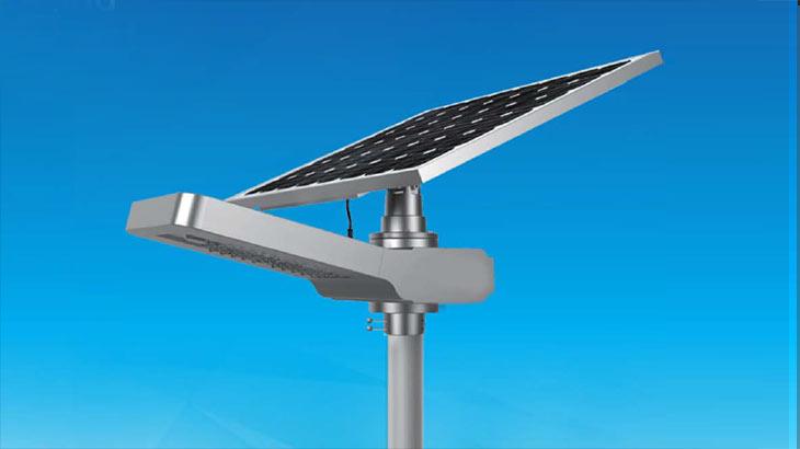 Sol-Solar-Leuchte